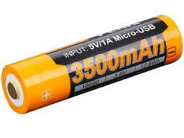 Купить <b>Аккумулятор Fenix ARB</b>-<b>L18</b>-<b>3500U</b> 3500 мАч по супер ...