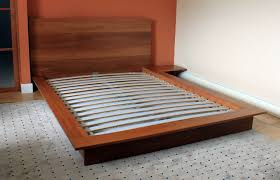 how to build a platform build bedroom furniture