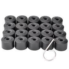 <b>20Pcs 17mm Wheel Nut</b> Bolt Protection Caps Car Tyre Wheel Hub ...