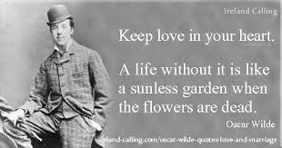 Oscar Wilde quotes on love via Relatably.com