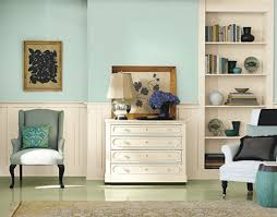 martha stewart living paint colors:  beautiful blue white living room painted floors martha stewart paint by sarahkaron
