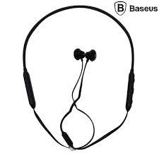 <b>Baseus</b> S11A <b>Encok Necklace Wireless</b> Earphone Bluetooth 4.2 Black