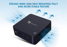 5.8GHz WiFi Desktop PC <b>Beelink L55 Mini</b> PC RAM 8GB Rom ...