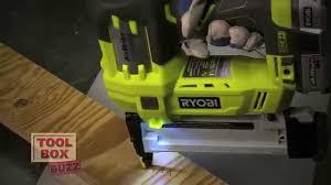 <b>Ryobi</b> Airstrike <b>18V Cordless</b> Fastening Tools - Tool Review ...