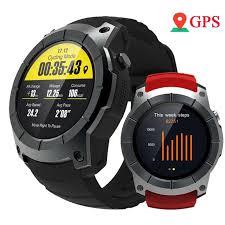 <b>RUIJIE</b> GPS Smart Watch S958 Pedometer Fitness Tracker Heart ...