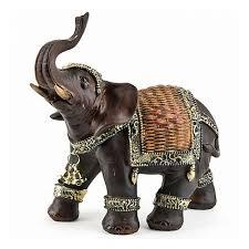 <b>Фигурка декоративная ArtHouse</b> Африканский <b>слон</b>, 14*8*15 см ...