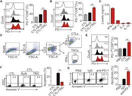 Tumor-Repopulating Cells Induce PD-1 Expression in CD8+ T Cells ...