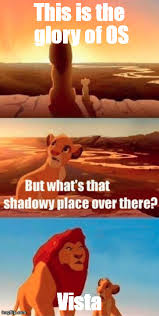 Simba Shadowy Place Memes - Imgflip via Relatably.com