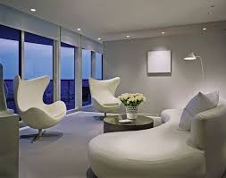 living room furniture miami: modern living room by charles allem in miami beach florida