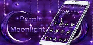 <b>Purple Moon</b> light Theme - Apps on Google Play