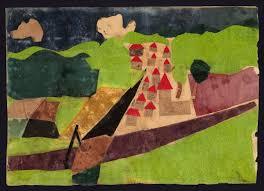 Landscape with a <b>Little Village</b> and River - Hanuš Richard Weinberg ...