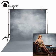 <b>Allenjoy</b> photo backdrops <b>pure color</b> red ochre crimson professional ...