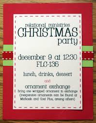 holiday business lunch invitation wording things to remember for crystal cathedral relational ministries christmas party