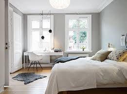 bedroom ideas grey walls decorating images originally from stadshem via coco lapine design aspen white painted bedroom