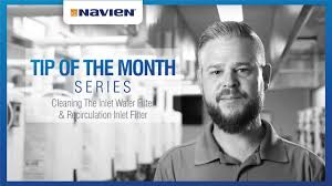 Tip of the month: Cleaning the <b>Inlet Water Filter</b> and Recirculation ...