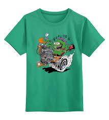 Детская <b>футболка классическая</b> унисекс Зомби с гитарой #1365171