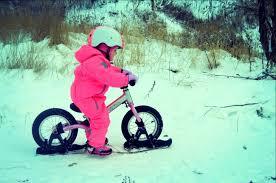В Перми появились беговелисты на <b>лыжах</b> - Новости Перми и ...