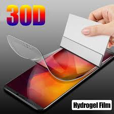 21D Front <b>Silicone</b> Soft <b>TPU Hydrogel Sticker</b> Film For Motorola ...