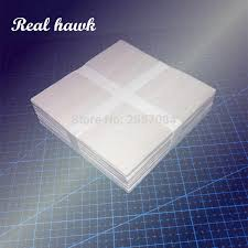 <b>AAA+ Balsa Wood Sheet</b> ply 5 Sheets 100x100x1mm Model Balsa ...