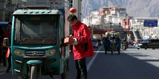 China tech <b>giants elbow</b> into fast-growing Tibet - Nikkei Asia