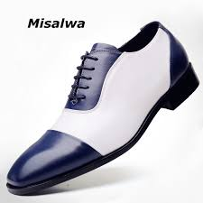 Best Offers black and white men oxfords shoes list and get free ...