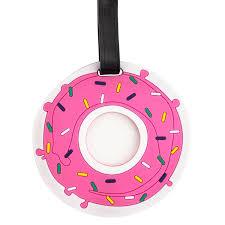 Бирка для багажа <b>Kawaii Factory</b> Пончик купить, цены в Москве ...