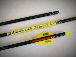 Купить <b>Стрела лучная карбоновая</b> Nimrod Blazer 2 с доставкой ...