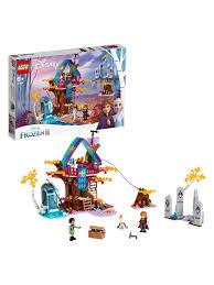 <b>Конструктор LEGO Disney</b> Frozen 41164 Заколдованный домик ...