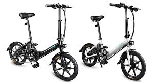 €512 with coupon for <b>FIIDO D3S Folding Moped</b> Electric Bike Gear ...