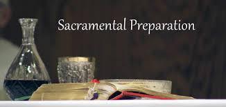 Image result for adult sacrament preparation