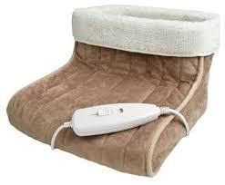 Купить Medisana <b>Электрогрелка</b> для ног FWS белый/коричневый ...