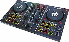 Купить <b>DJ</b>-<b>контроллер NUMARK PARTY</b> MIX с бесплатной ...