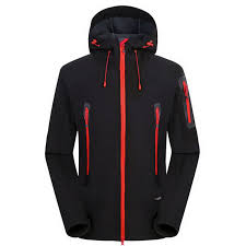 Online Shop <b>NUONEKO</b> Softshell Jacket Men Women Windproof ...