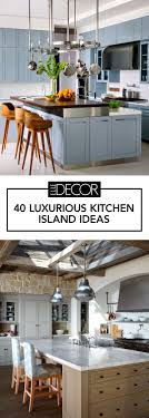 ideas luxury kitchen island