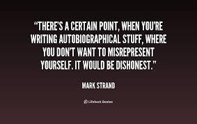 Mark Strand Quotes. QuotesGram via Relatably.com