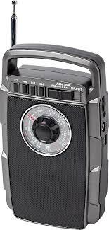 Портативный <b>радиоприемник MAX MR</b>-<b>322</b>, антрацит