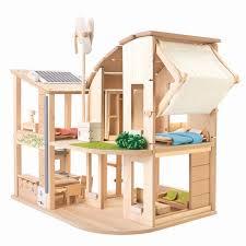 Green Dollhouse   Furniture   PlanToys® Green Dollhouse   Furniture RGB