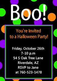 halloween party invitations s for ctsfashion com halloween party invitation printable