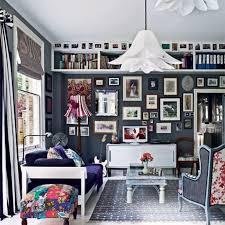 living room inspo feat black