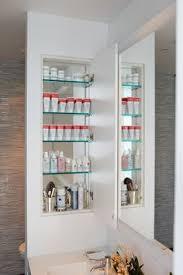 bathroom wall shallow hidden storage cupboard bathroom bathroom wall storage