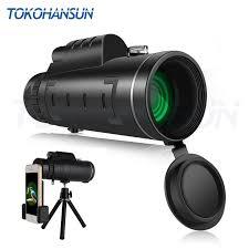 <b>TOKOHANSUN 40x60 Zoom Mobile</b> Cell Phone Lens Monocular ...