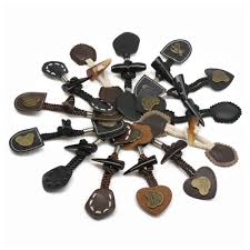 1 PCS Wholesale <b>Wooden</b> Olive Clasp Leather Rope Coat Button ...