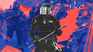 The twisted psychology of militarized <b>police</b> uniforms