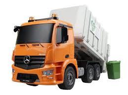 Радиоуправлямая <b>машина</b> мусоровоз <b>Mercedes</b>-<b>Benz Actros</b> ...