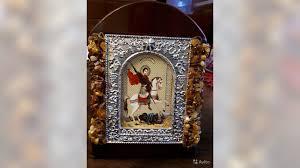 <b>Икона Святой Великомученик Георгий</b> купить в Москве с ...