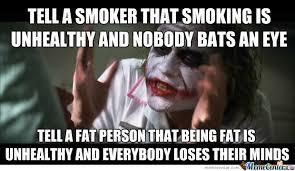 How Dare You Call Me Fat, You Skinny Basterd! by kickassia - Meme ... via Relatably.com