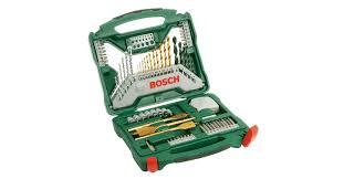 <b>Набор сверл и</b> бит X-Line-70 Titanium | Bosch DIY