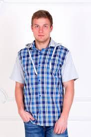 <b>Рубашка</b> мужская Юстин от компании Лика Дресс (Lika Dress), г ...