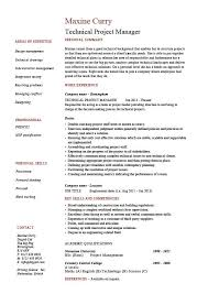 technical project manager resume  example  job description  skill    technical project manager resume  example  job description  skill sets  risk assessment