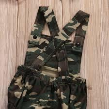 <b>Baby Newborn Baby</b> Boy Girl Camouflage <b>Casual</b> Romper Jumpsuit ...